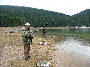 Ribolov Crno Jezero