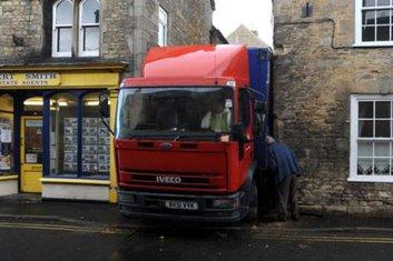 kamion, Bruton
