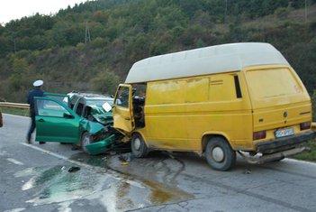 Trepča, saobraćajna nesreća, Dren Balidemaj