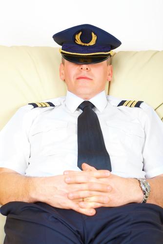 pilot, avion, san