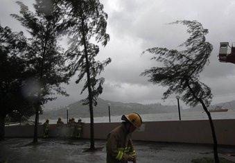 tajfun, Nesat, Filipini