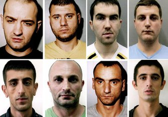 Uhapšeni Nikšićani
