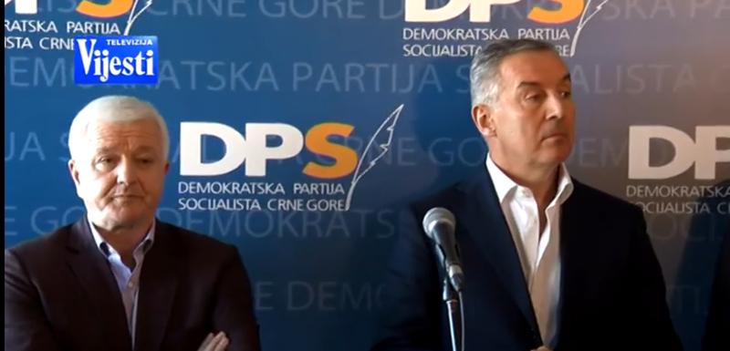 Marković i Đukanović