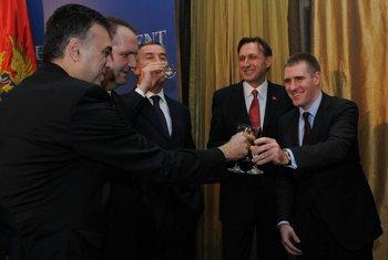 Vujanović, Šturanović, Đukanović, Lukšić, Krivokapić