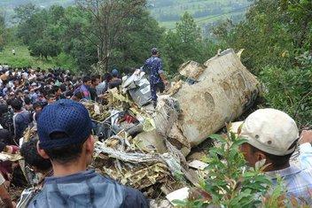 avionska nesreća Nepal