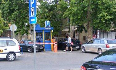 Budva parking