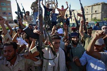 Libija pobunjenici