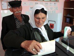 Albanija, izbori