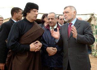 Gadafi Mesić