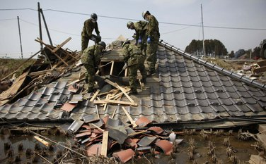 Japan, zemljotres, cunami
