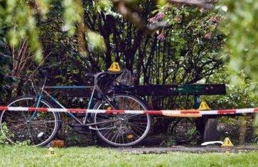Berlin bomba biciklo