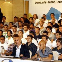 Sindikat španskih fudbalera