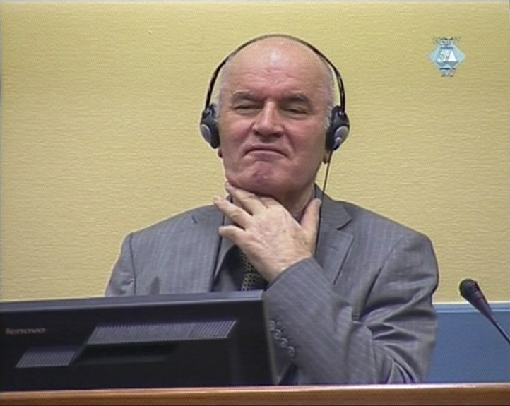 Ratko Mladić Hag