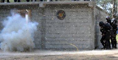 eksplozija policija