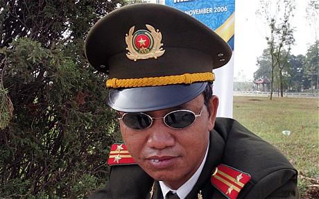 policija Vijetnam