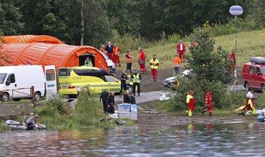 Norveška, masakr