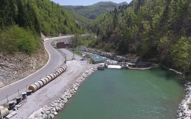 Izgrađena 2014. - Mala hidroelektrana na Bistrici