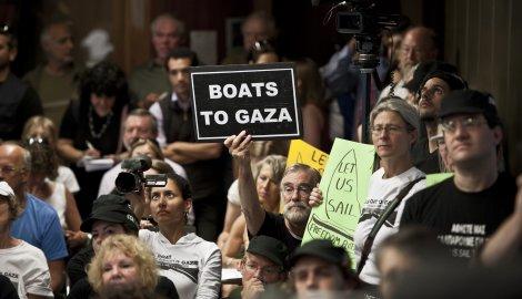 Gaza brodovi