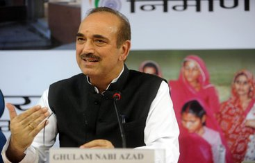 Azad, ministar zdravlja, Indija
