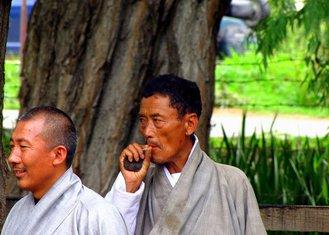 Butan, zabrana pušenja