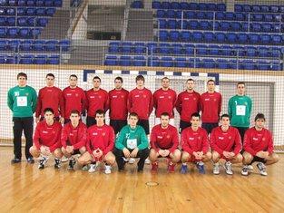 Muška juniorska rukometna reprezentacija
