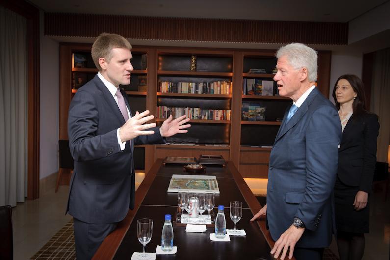 Lukšić Klinton