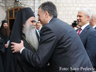 Vujanović i Amfilohije