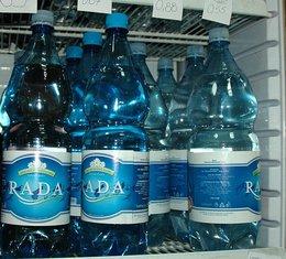 voda, rada