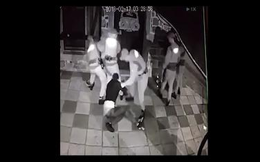 Zlostavljanje mladića u centru Podgorice