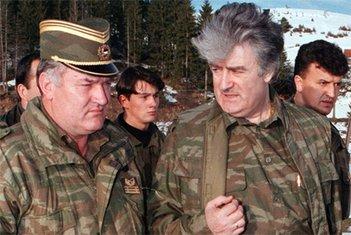 Karadžić i Mladić