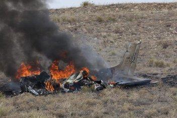 Avion požar