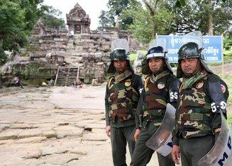 Sukob na granici Tajlanda i Kambodže