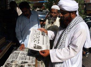 Osama bin Laden, ubistvo