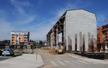 zgrada izgradnja