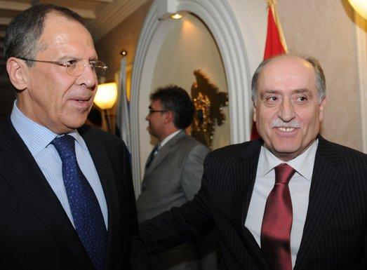 Lavrov i Roćen