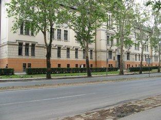 Elektrotehnička škola, Novi Sad