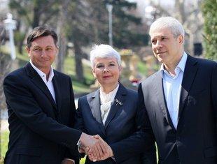 Pahor, Kosor, Tadić