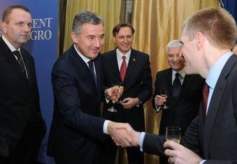 Milo Đukanović, Igor Lukšić