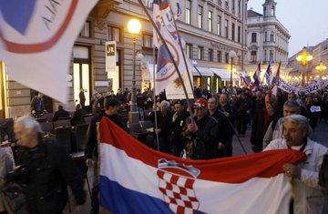 protesti Hrvatska