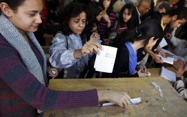 Egipat, referendum