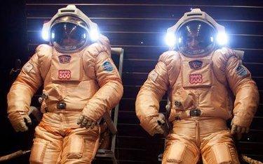 Skafanderi za Mars