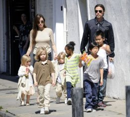 porodica Džoli-Pit