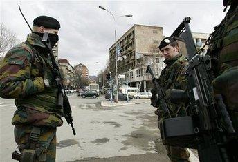Snage Kfora na Kosovu