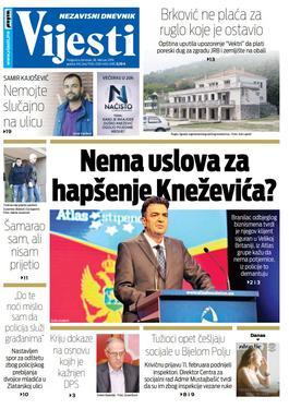 Naslovna strana 28.2.2019.