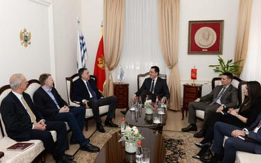 Sa sastanka u Glavnom gradu