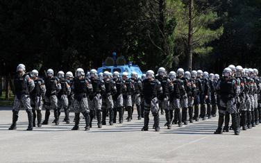 Posebna jedinica policije (ilustracija)