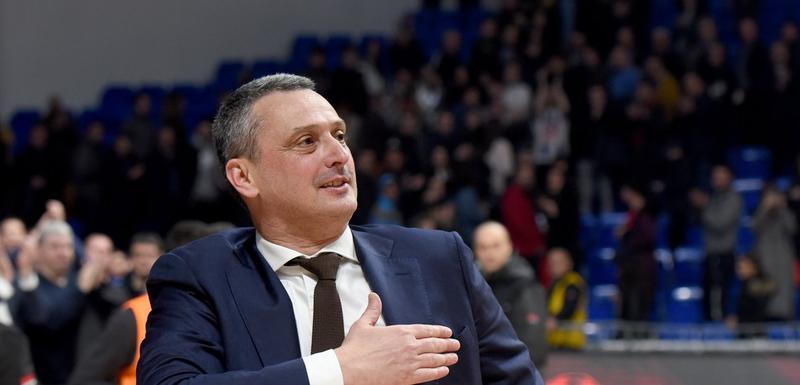"""Dejan Radonjić u """"Morači"""""""