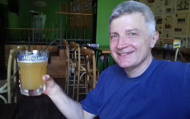 Sa omiljenim pivom