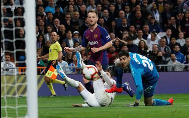 Rakitić postiže gol za pobjedu