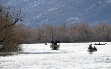 Potraga nakon tragedije na jezeru